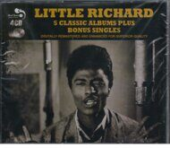 Little Richard-5 CLASSIC ALBUMS PLUS BONUS SINGLES