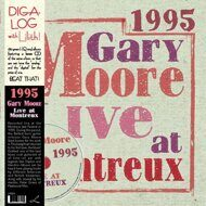 LP GARY MOORE & The Midnight Blues-Live at Montreux